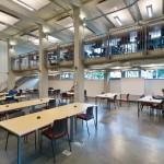 EDC Design Studio with Mezzanine First Floor
