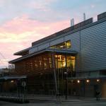 EDC at Sunset